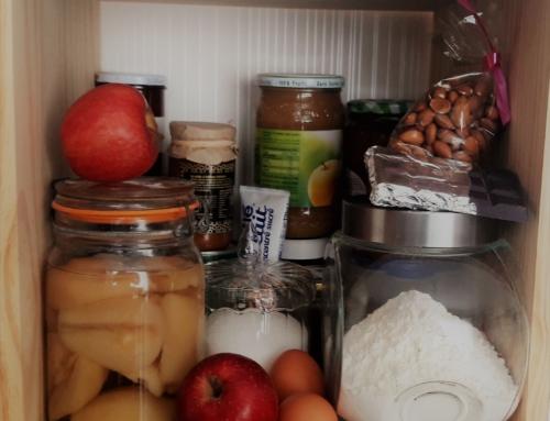 La cuisine du placard:3 ingrédients max